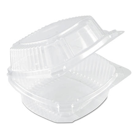 Pactiv ClearView SmartLock® Food Containers, 20 Oz, Clear, Pack Of 500 Containers