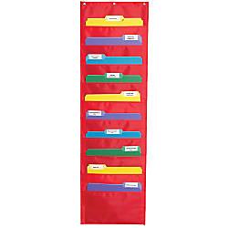 Carson Dellosa Storage Pocket Chart