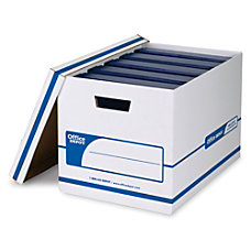 Office Depot Brand NBE Binder Storage