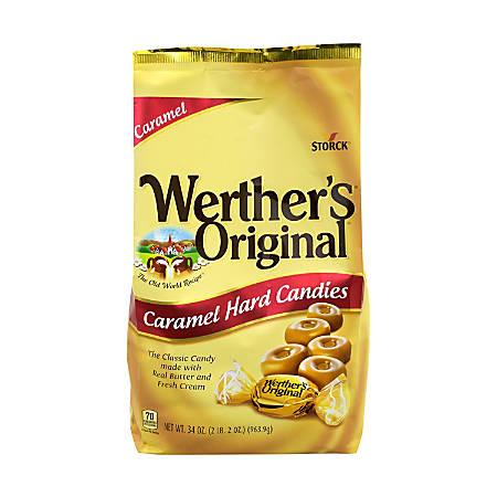 Werther's Original Hard Candies, 34-Oz Gusset Bag