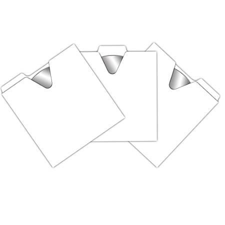 Vaultz® CD File Folders, Pack Of 100