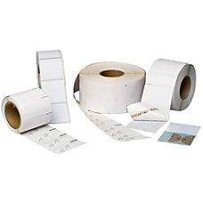Printronix Premium Coated Paper with Permanent