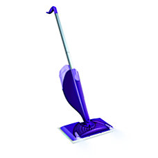 Swiffer WetJet Starter Kit PurpleSilver