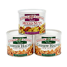 Superior Nut Salted Mixed Nuts and