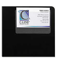 C Line Top Loading Business Card