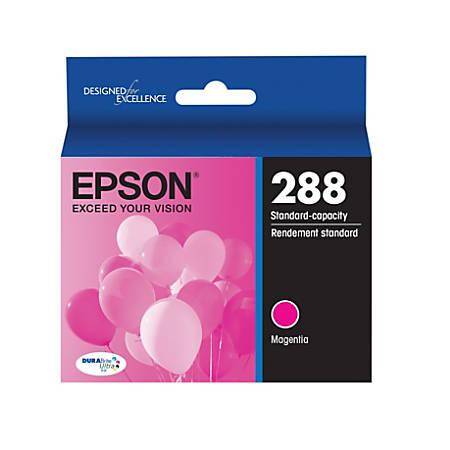 Epson® DuraBrite® 288 Ultra Magenta Ink Cartridge (T288320-S)