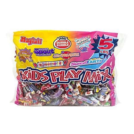 Mayfair Kids Play Candy Mix, 5-Lb Bag