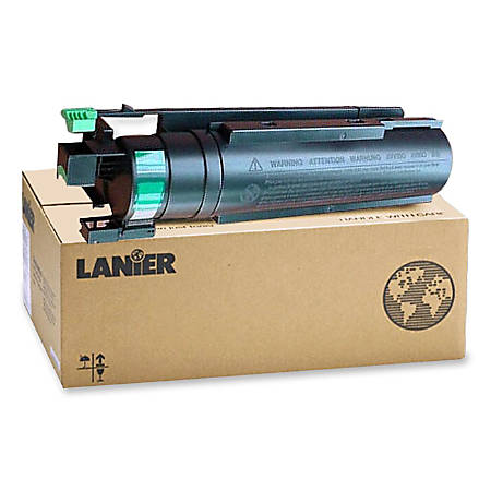 Lanier Type 100 - Black - original - toner cartridge - for Lanier LF310, LF311, LF410, LF411, LF415, LF416e