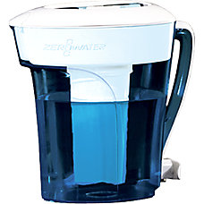 ZeroWater 10 Cup Pitcher 5 Pitcher