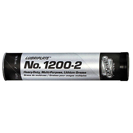 No. 1200-2 Multi-Purpose Grease, 14 1/2 oz, Cartridge