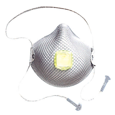 2840 Series R95 Particulate Respirators, Half Facepiece, M/L