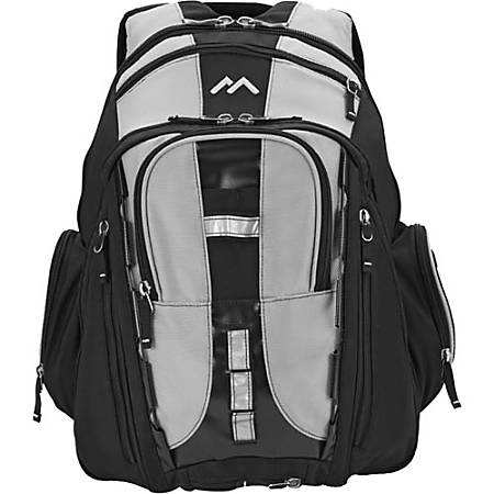 Brenthaven 2071 Expandable Trek Laptop Backpack