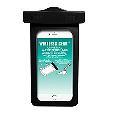 Wireless Gear Waterproof Bag For Smartphones