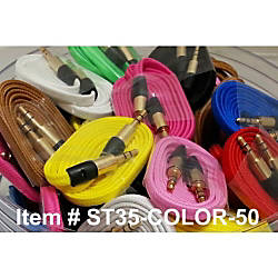 Professional Cable ST35 COLOR 50 Audio