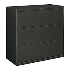 HON 800 Series Lateral File With
