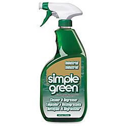 Simple Green Industrial CleanerDegreaser Concentrate Spray