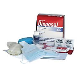Green Guard Bodily Fluid Disposal Kit