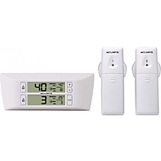 AcuRite Digital RefrigeratorFreezer Thermometer