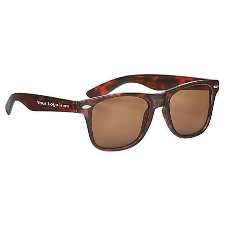 Malibu Sunglasses, Tortoise Shell