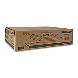 Xerox 106R00678 Yellow Toner Cartridge