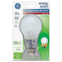 GE Lighting Bright Energy Smart 20W