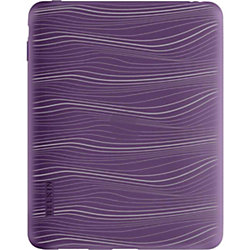 Belkin Grip Swell F8N382TT143 Tablet PC Skin - For Tablet PC - Royal Purple - Silicone