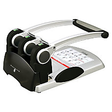 Sparco Manual Adjustable 3 Hole Punch