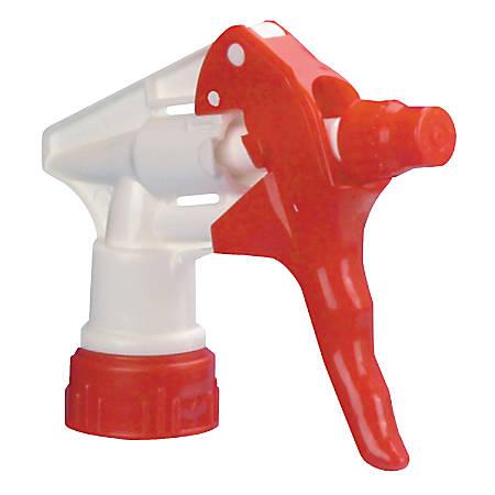 Boardwalk® Trigger Sprayers, For 32 Oz Bottles, Red/White, Case Of 24