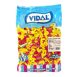 Vidal Gummy Chicken Feet 44 Lb