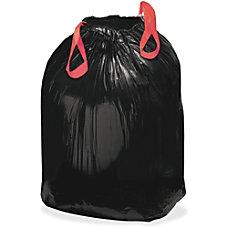 Webster Drawstring 12 mil Trash Can