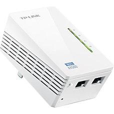 TP LINK AV500 Wi Fi Powerline