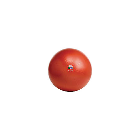 GoFit Professional Stability Ball With Core Performance Training DVD, 55 CM, Dark Red