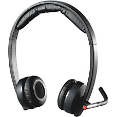 Logitech Wireless Headset H820e Stereo Wireless