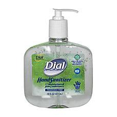 Dial Professional Antibacterial Hand Sanitizer 16