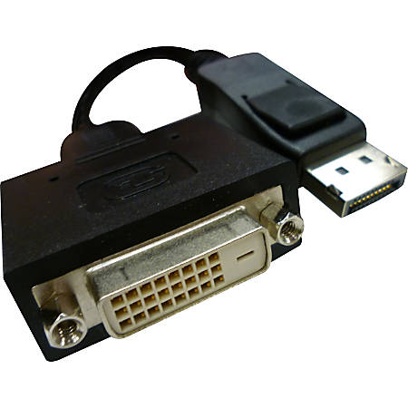 Professional Cable DP (DisplayPort) Male to DVI-D Female Adapter Cable