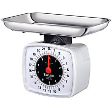 Taylor Mechnical Food Scale 22 lb