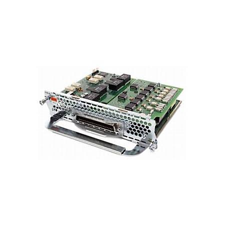 Cisco High Density Voice/Fax Extension Module - 8 x FXS/DID