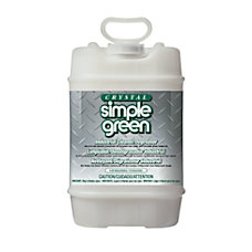 Simple Green Crystal Industrial Strength CleanerDegreaser