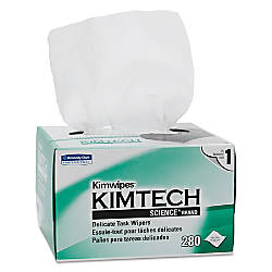 Kimtech Kimwipes Delicate Task Wipers Unscented