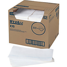 Wypall X70 Foodservice Towel Wipers Quarter