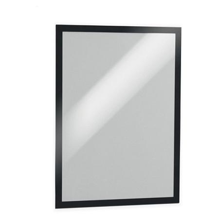DURABLE DURAFRAME Tabloid Self Adhesive Infoframe 12 x 18 Frame Size ...