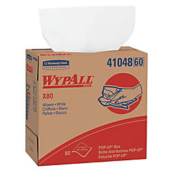 Wypall X80 Wipers Pop up Box