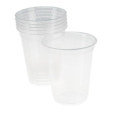 Fabri-Kal Greenware GC16 Cups, 16 Oz, Clear, Case Of 1,000