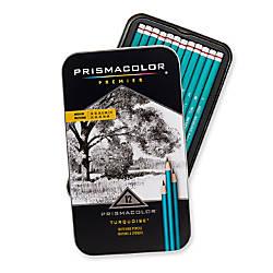 Prismacolor Turquoise Sketch Pencil Set Pack