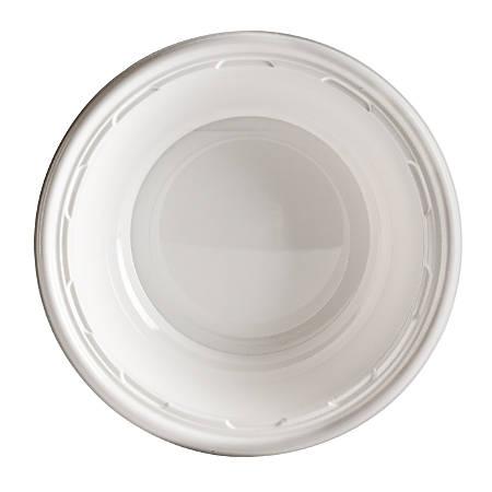 Dart Famous Service Bowls, 6 Oz, White, 8 Packs Of 125 Bowls, Case Of 1,000