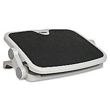 Lorell Adjustable Footrest Ergonomic Adjustable Height