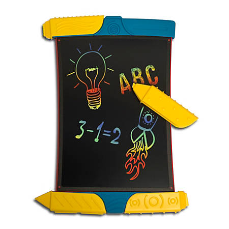 Boogie Board Scribble n' Play eWriter, Blue/Red