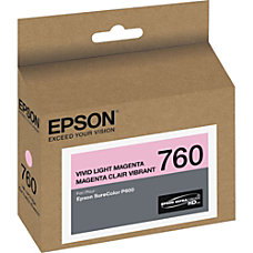 Epson 760 259 ml light magenta