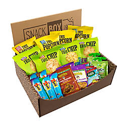 Snack Box Pros Organic Snack Box