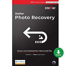 Stellar Photo Recovery Standard Mac